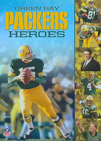 NFL GREEN BAY PACKERS HEROES (DVD) [2 DISCS]