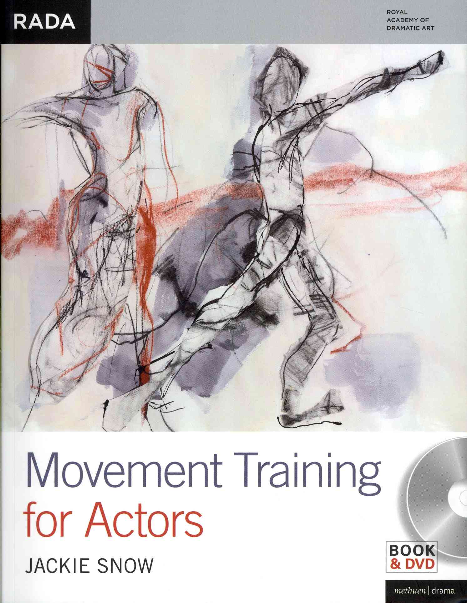 Movement Training for Actors By Snow, Jackie